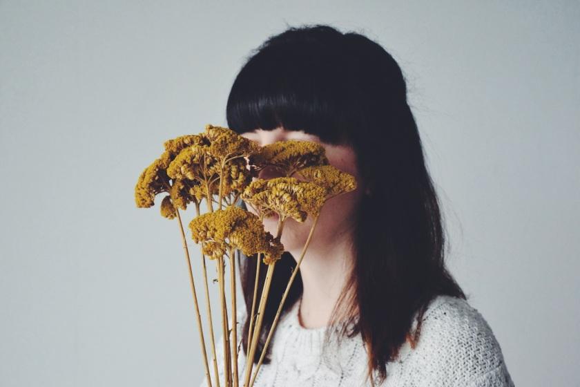 autumn selfie © Janine Juna Grafe