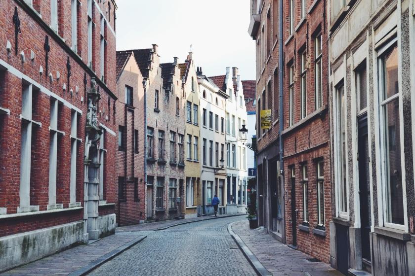 Citytrip Bruges © Janine Juna Grafe