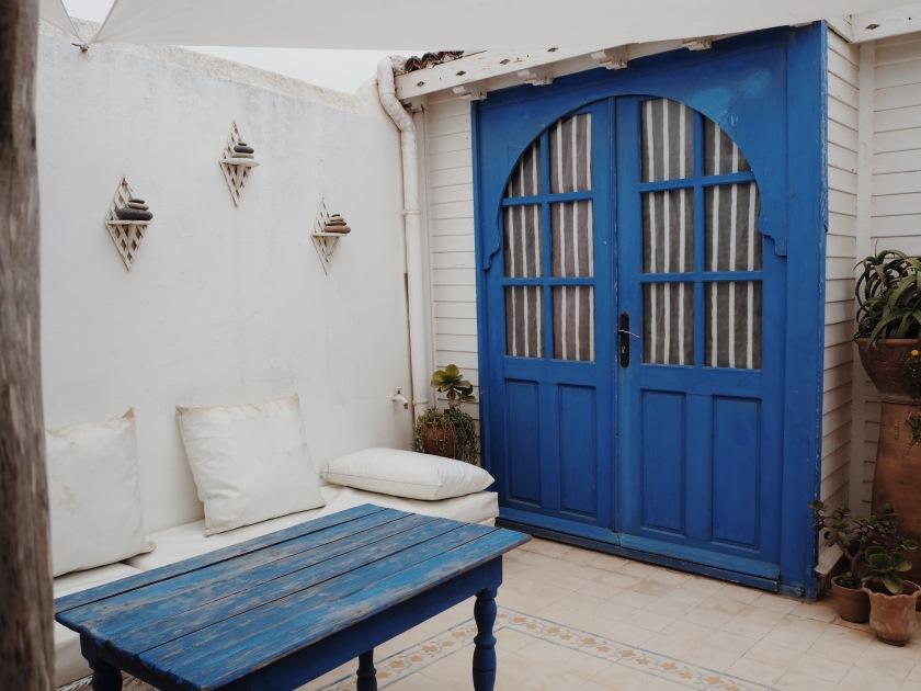 Dar Darek Essaouira © Janine Juna Grafe