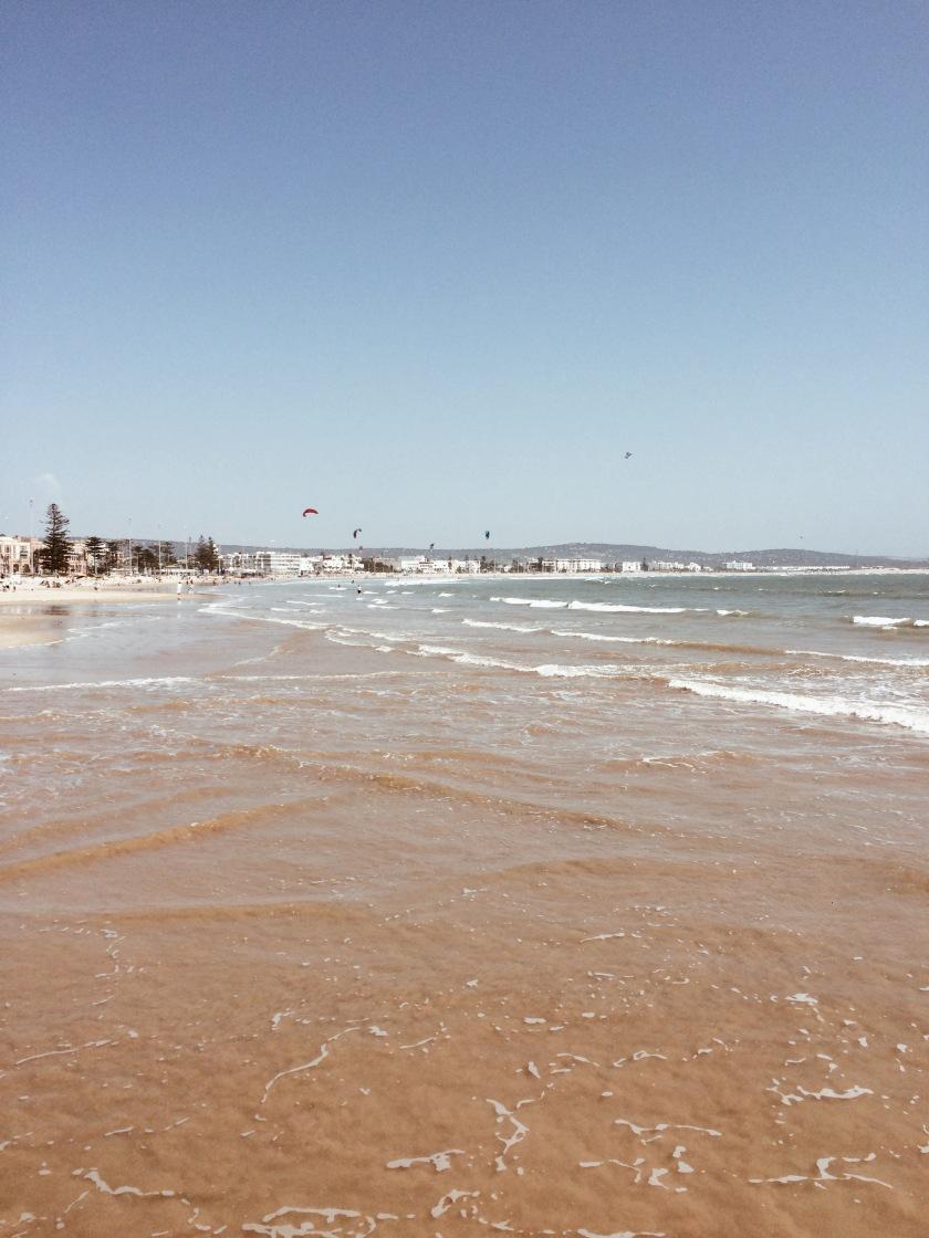 Beach Essaouira © Janine Juna Grafe