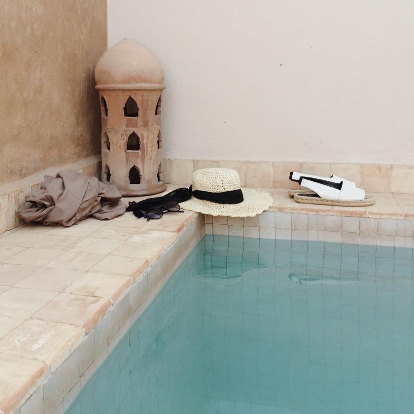 Riad Carina Marrakech © Janine Juna Grafe