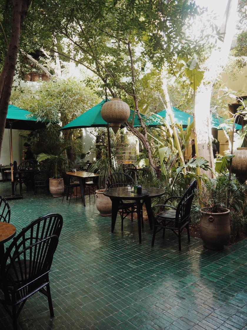Le Jardin Marrakech © Janine Juna Grafe