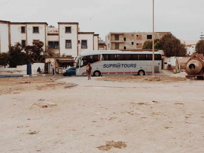 Supratours Bus Morocco © Janine Juna Grafe
