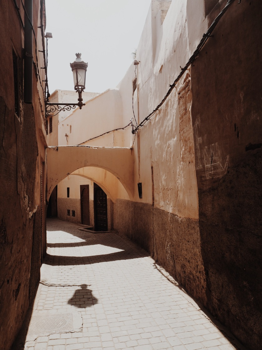 Medina Marrakech © Janine Juna Grafe