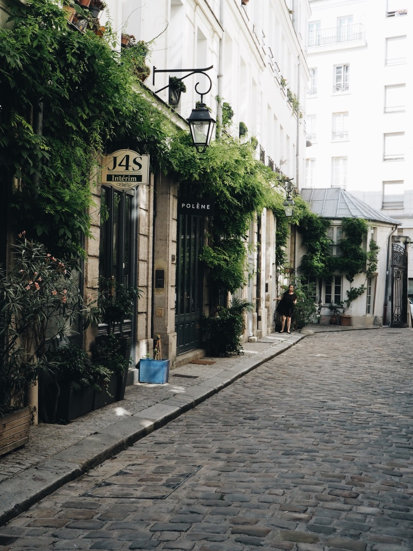 Le Marais Paris © Janine Juna Grafe