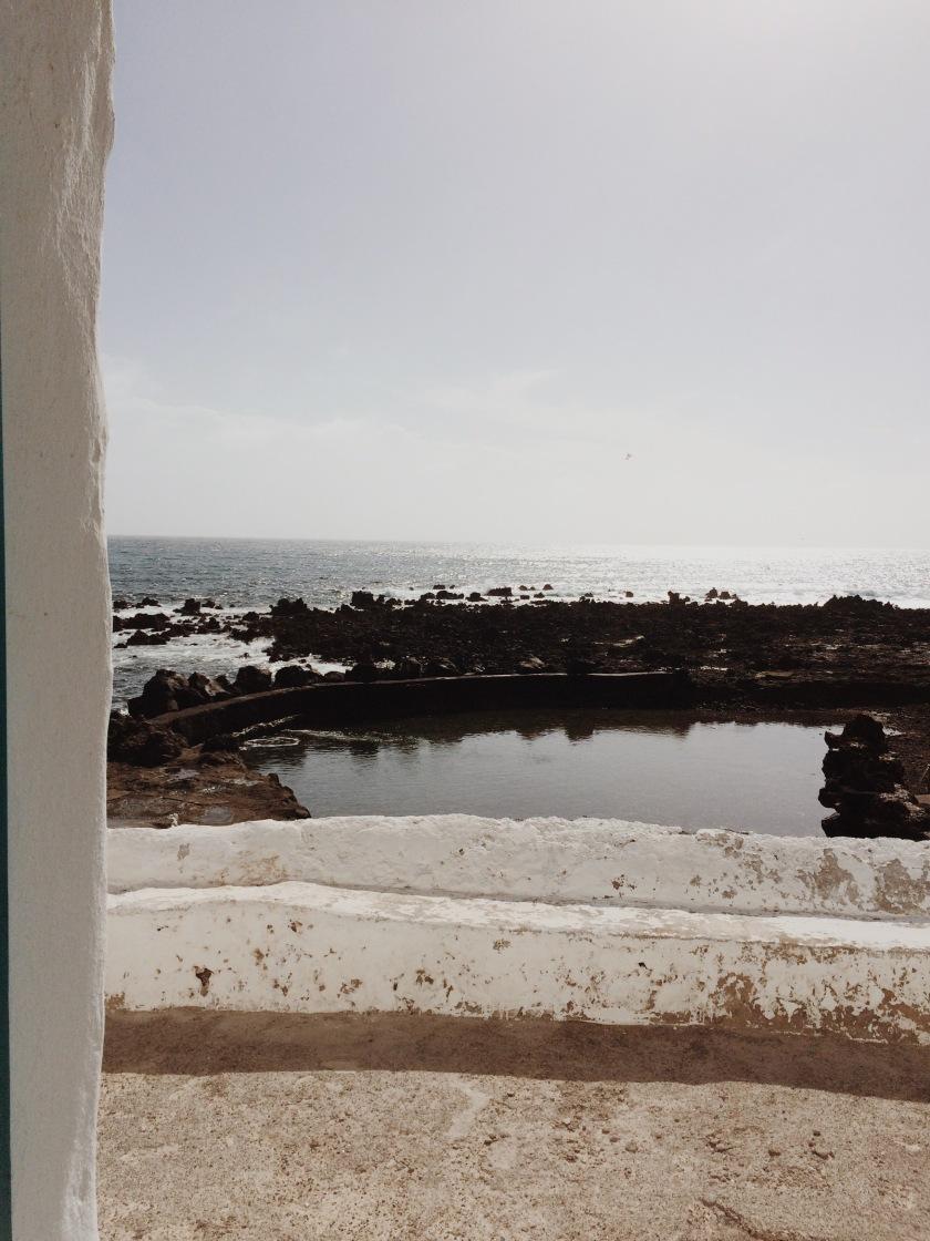 La Casa de las Salinas Punta Mujeres Lanzarote © Janine Juna Grafe