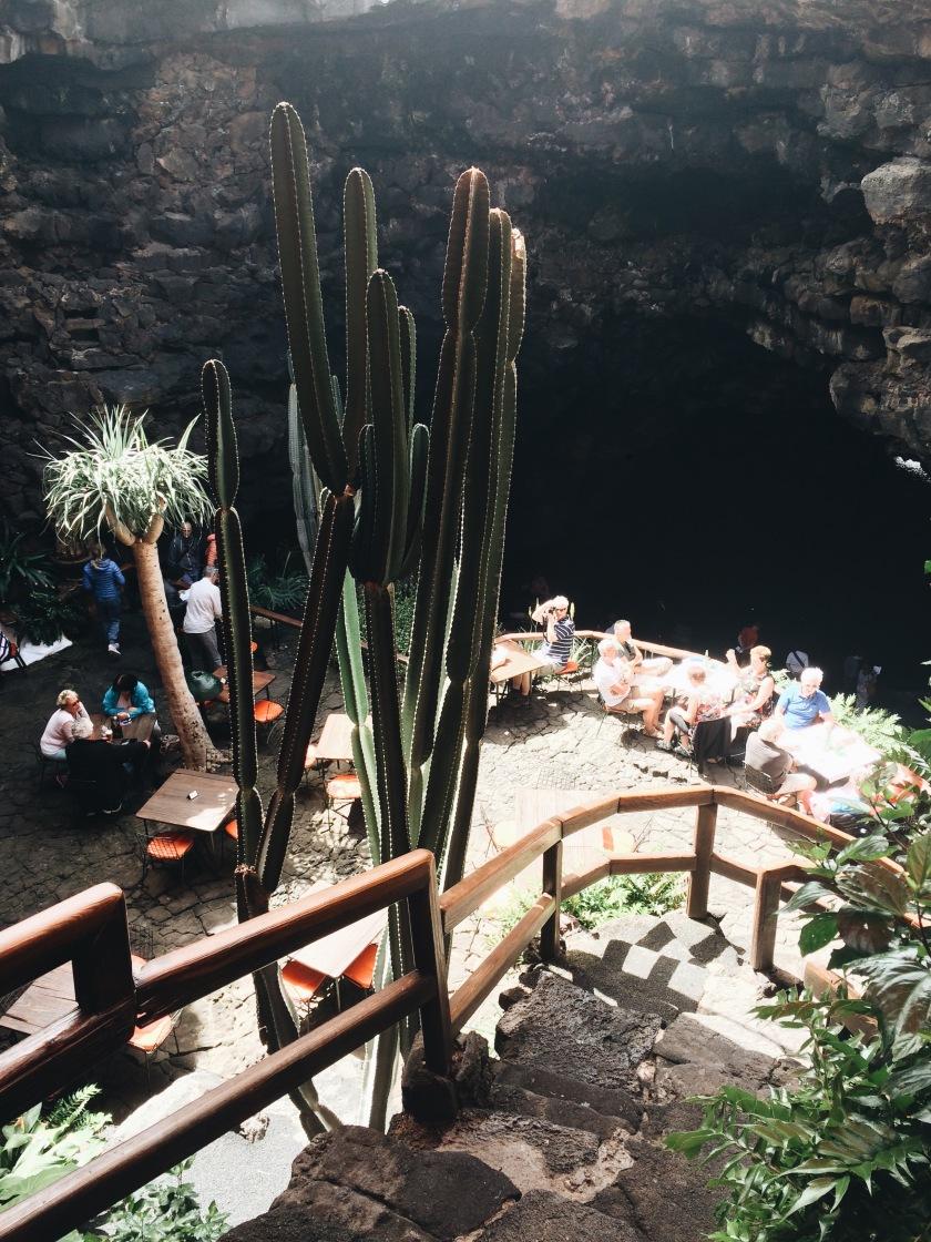 Jameos del Agua Lanzarote © Janine Juna Grafe