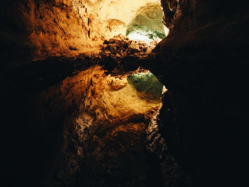 Cueva de los Verdes Lanzarote © Janine Juna Grafe