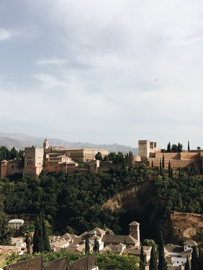 Alhambra Granada © Janine Juna Grafe