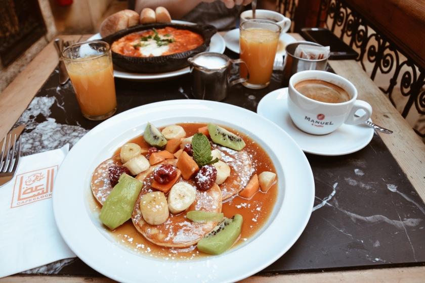 Café Clock Fez Morocco © Janine Juna Grafe