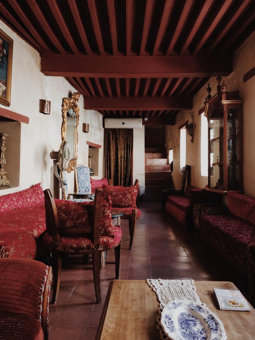 Barcelona Café Fez Morocco © Janine Juna Grafe