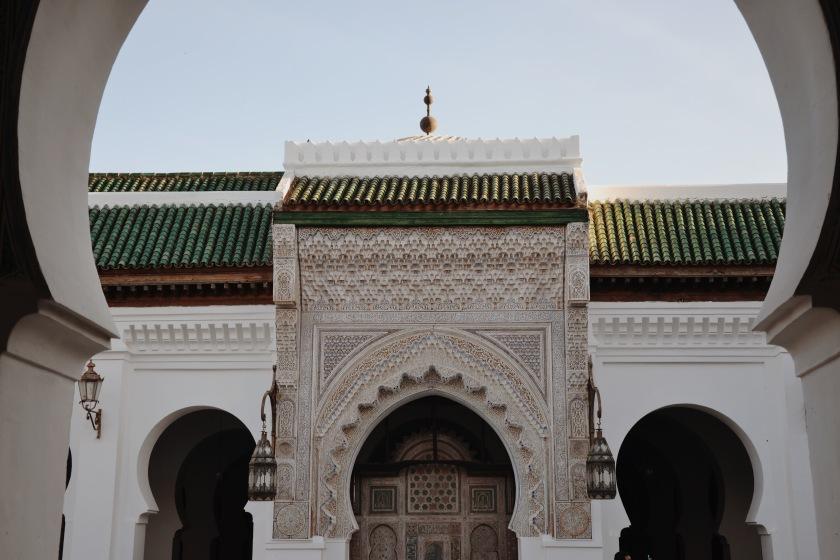 Al Karaouin Fez Morocco © Janine Juna Grafe