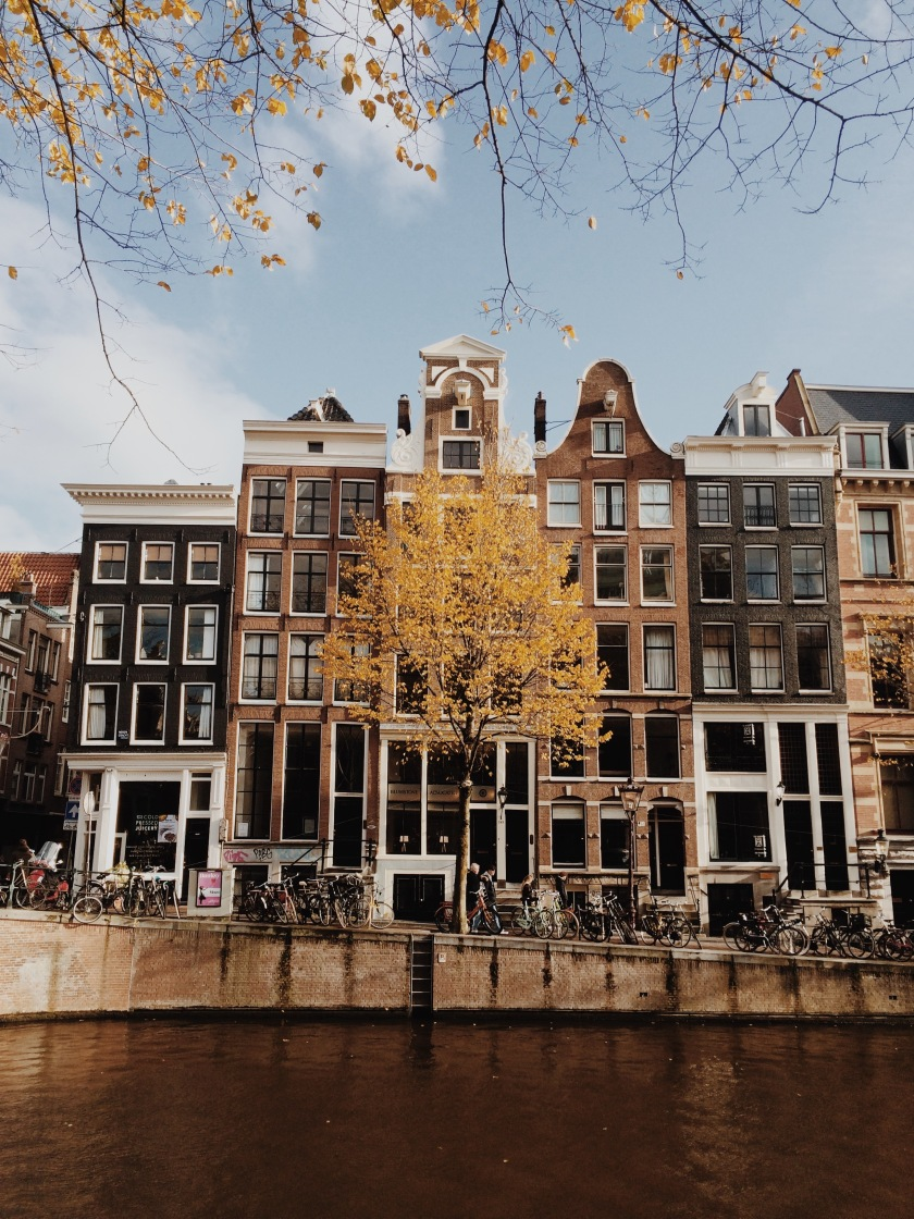 Amsterdam in autumn © Janine Juna Grafe