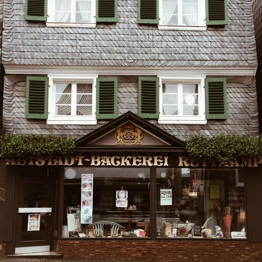 Altstadt-Bäckerei Ruttkamp Schwelm © Janine Juna Grafe