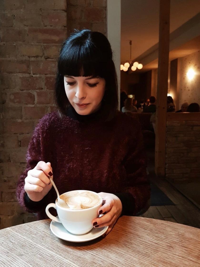 Café Krone Berlin © Janine Juna Grafe
